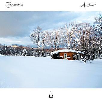 Zammuto - Anchor [CD] USA import