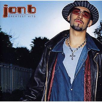 Jon B. - är U fortfarande Down-Jon B. Greatest Hits [CD] USA import