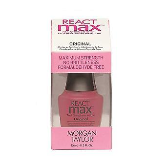 Morgan Taylor reageer Max nagel versterking + uitgebreide slijtage basis jas – origineel