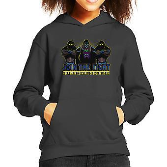 Join Vulchazor zoon van Zorn Kid's Hooded Sweatshirt