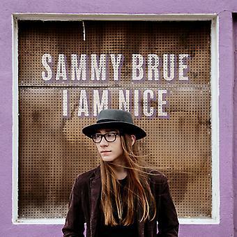 Sammy Brue - I Am Nice [Vinyl] USA import