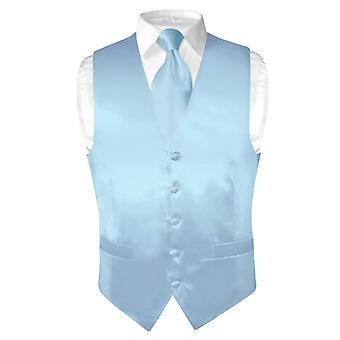 تعيين بياجيو الرجال سترة اللباس الحرير & ربطه عنق الرقبة الصلبة التعادل