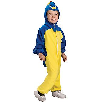 Pablo Nick Jr The Backyardigans Blue Penguin Dress Up Toddler Boys Costume T