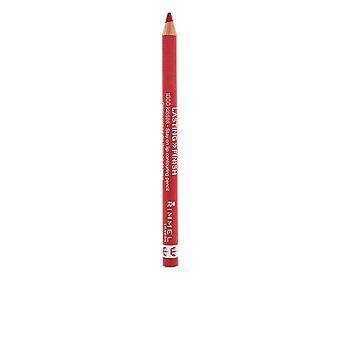 Rimmel Londra de durată Finish 1000 pupici Lip Liner #050-tiramisu pentru femei