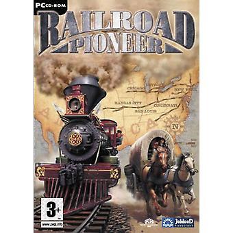 Rautatien pioneeri (PC) - Uusi