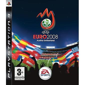 UEFA Euro 2008 (PS3) - Neu