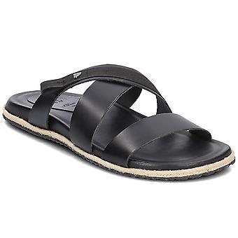 Gioseppo 44640 44640BLACK universal summer men shoes