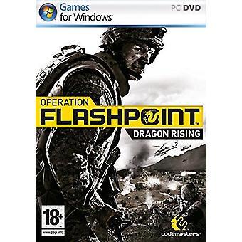Operation Flashpoint Dragon Rising PC DVD
