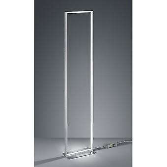 Трио освещения Azur современного матовый алюминий алюминий торшер