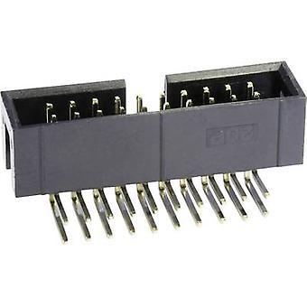 econ connect WS14W Pin strip Gesamtzahl der Pins 14 Nein. von Reihen 2 1 Stk.(s)