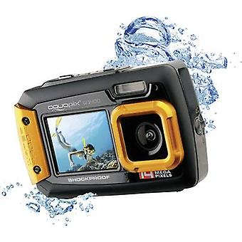 Easypix W-1400 Digital camera 14 MP Black/orange Dustproof, Underwater camera, Front display