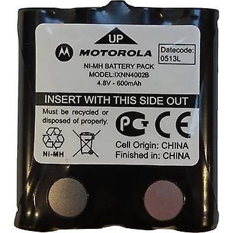 Motorola walkie-talkie batteri 4,8 V 600 mAh