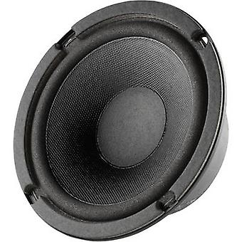 SpeaKa Professional 60/80 5.1 inch 13 cm Speaker chassis 60 W 8 Ω