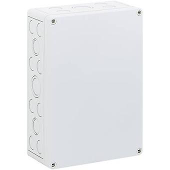 Spelsberg TK PS 2518-9-m Support d'ajustement 254 x 180 x 90 Polystyrène (EPS) Gris-blanc (RAL 7035) 1 pc(s)