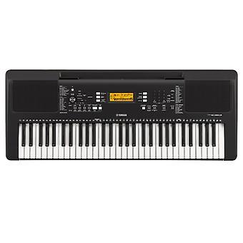 Teclado portátil Yamaha PSRE363 – con clases de música Online gratis de 6 meses