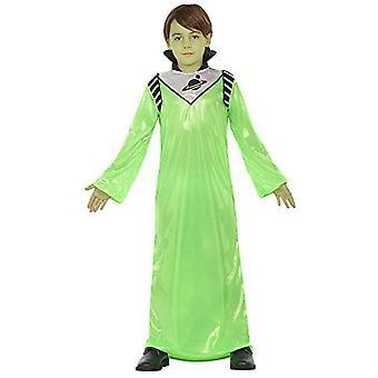 Kinder Kostüme Kinder Alien grünen Kostüm für Kinder