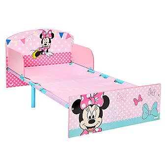 Disney Minnie lemn și Banca de metal Bed