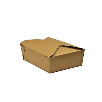 Vegware Compostable No.3 Food Takeaway Cartons