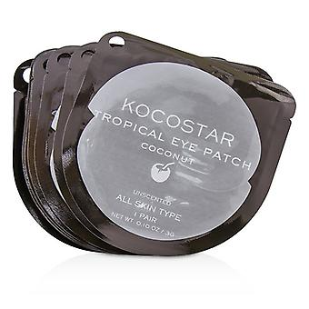 Kocostar Tropical Eye Patch Unscented - Coconut (individually Packed) - 10pairs
