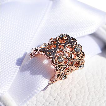 Large Rose Gold Toggle
