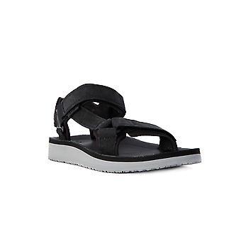 Teva sandálias de preto originais