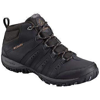 Columbia Woodburn II Chukka Waterproof 1552991010 universal all year men shoes