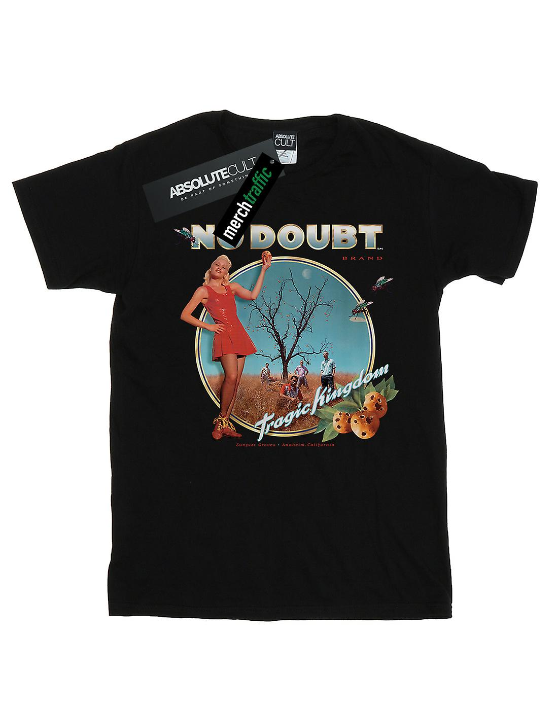 No Doubt Men's Tragic Kingdom T-Shirt