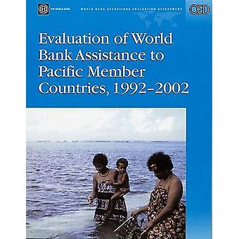 Bewertung der Weltbank Unterstützung der pazifischen Länder - 199