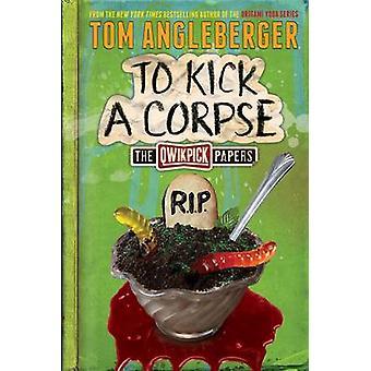 本トム Angleberger によって 3 つの死体 - Qwikpick 論文 - ける