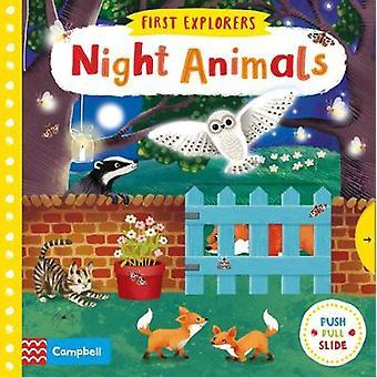 Night Animals by Jenny Wren - 9781509832620 Book