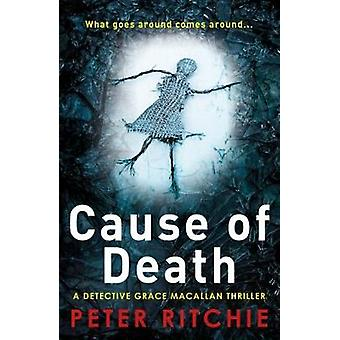 Cause of Death by Peter Ritchie - 9781785301322 Book