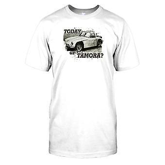 I dag eller Tamora - Classic Car Herre T-shirt