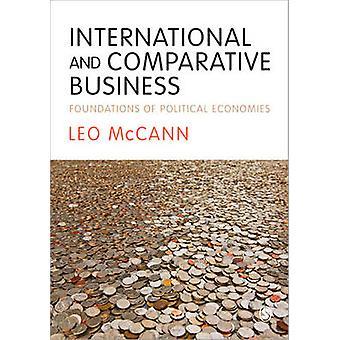 International og komparativ Business - grunnlaget for politiske Econ