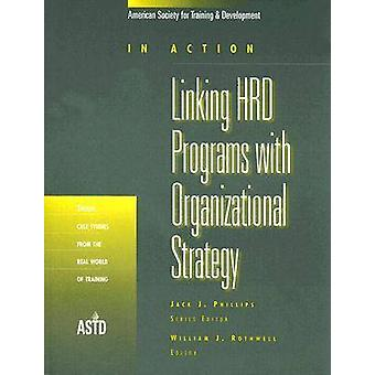 Linking HRD Programs with Organizational Strategy by William J. Rothw