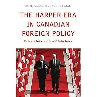 Den Harper-eran i kanadensiska utrikespolitik