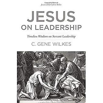 Jeesus johtajuutta