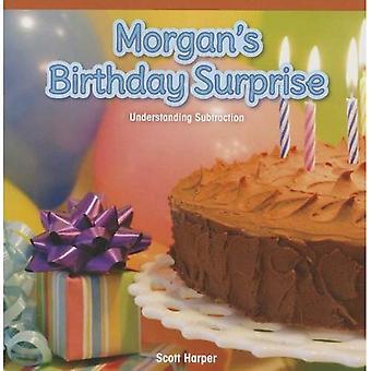 Anniversaire Surprise de Morgan