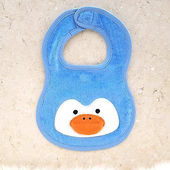 Perky Penguin bib
