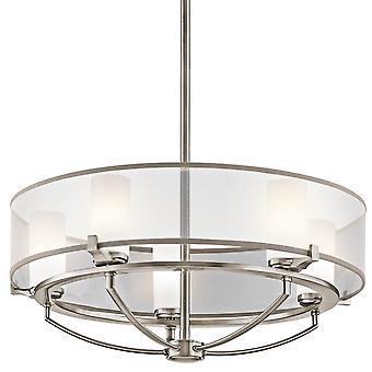 Saldana Pět světelný lustr - Elstead Osvětlení Kl / KL/SALDANA5