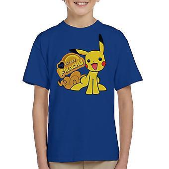 Pokemon My Little Pony Pikachu mélanger T-Shirt enfant