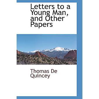 若い男と他の論文クィンシー ・ トマス ・ デ ・への手紙