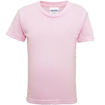 Gildan Children/Toddlers Short Sleeve Cotton T-Shirt (Pack Of 2)