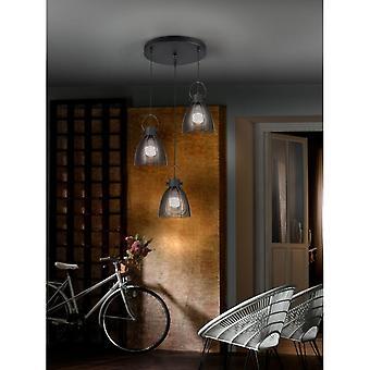 Schuller Tabatha Lamp 3L, Dia: 35, Black