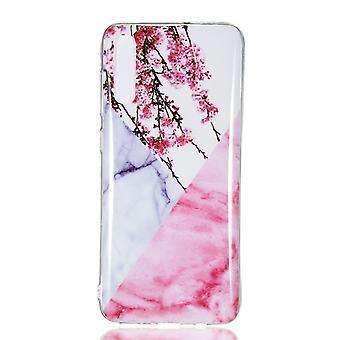 MTK Samsung Galaxy A70 TPU Marmor - Style I