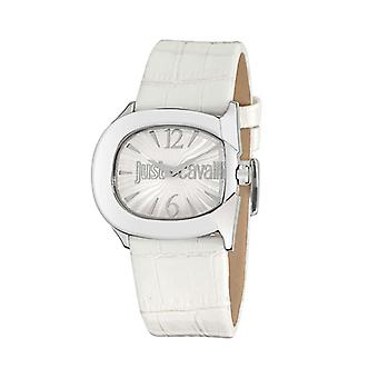 Just Cavalli White Belt Watch R7251525501
