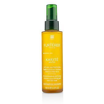 Rene Furterer Karite Nutri Nourishing Ritual Intense Nourishing Oil (very Dry Hair) - 100ml/3.3oz