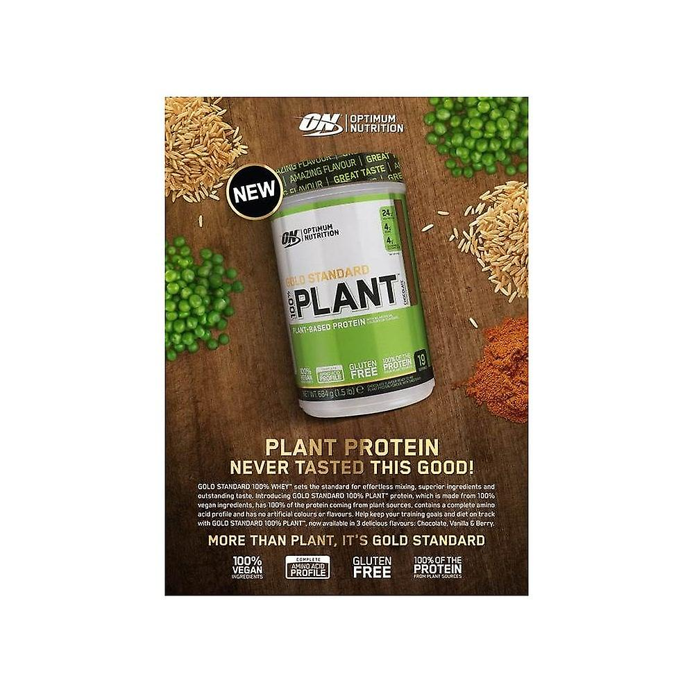 Optimum Nutrition 100% Plant Protein