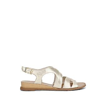 Kenneth Cole New York Womens Jules läder öppen tå casual Gladiator sandaler