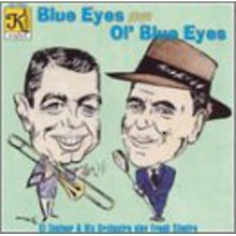 Blue Eyes Plays Ol' Blue Eyes - Blue Eyes Plays Ol' Blue Eyes [CD] USA import