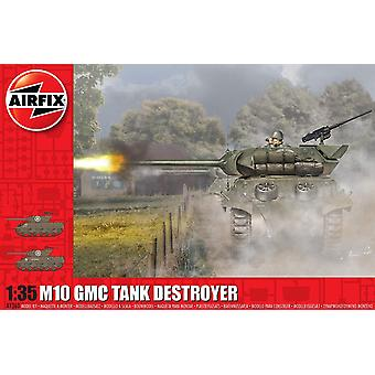 Airfix A1360 1:35 M10 GMC Tank Destroyer Model Kit